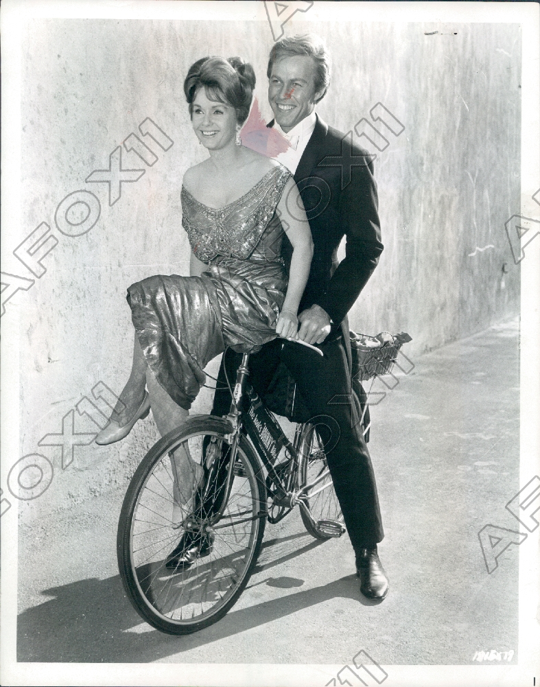 Harve Presnell Unsinkable Molly Brown